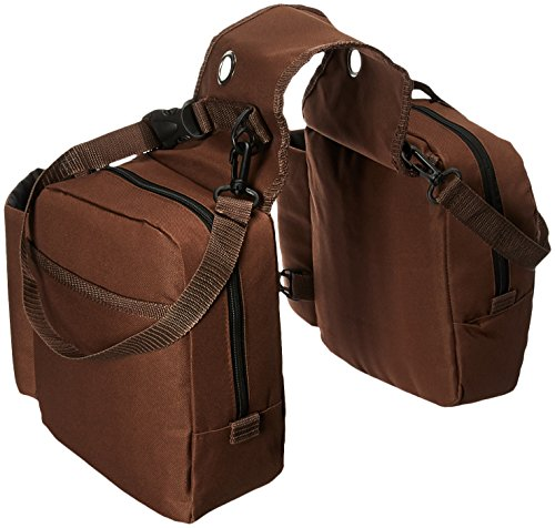 Tough-1-Nylon-Water-BottleGear-Carrier-Saddle-Bag