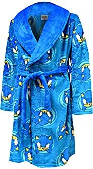 Komar Kids Boys' Sonic The Hedgehog Blue Plush Boys