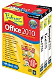 Professor Teaches Microsoft Office 2010 Home and Student (3 Pack)(PC)