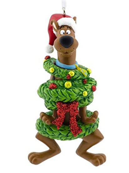 Scooby Doo Christmas Tree Ornament Scooby in a Tree - Amazon.com: Scooby Doo Christmas Tree Ornament Scooby In A Tree