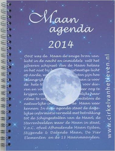 Maan agenda 2014: Amazon.es: Jolanda de Haan- van Lenten ...