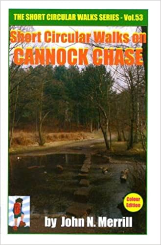 Cannock Chase Guidebook