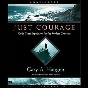 Just Courage Audiobook