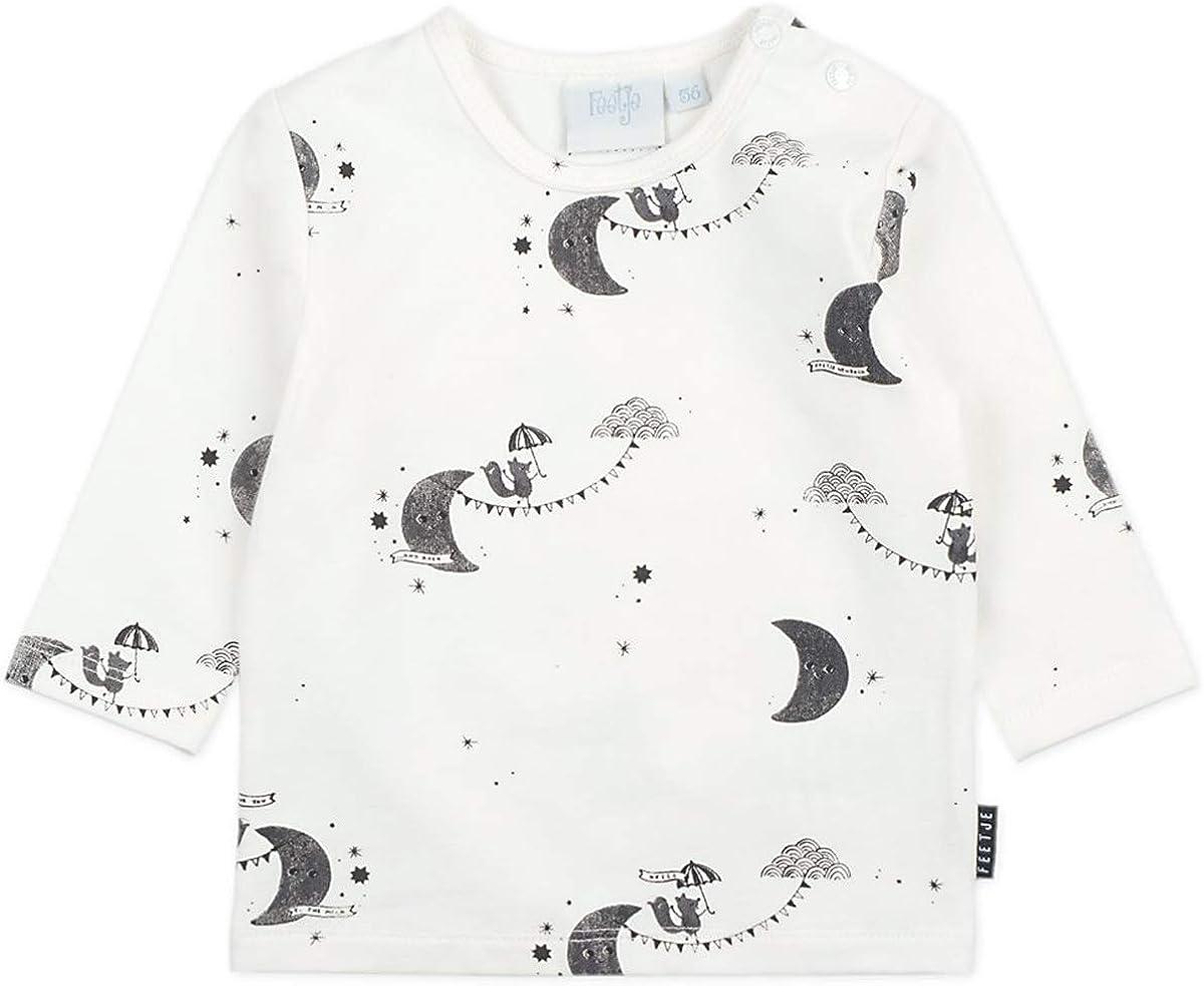 Im New Here Feetje Leichter Sweater//LA Shirt aus Bio BW in Ockergelb 1576