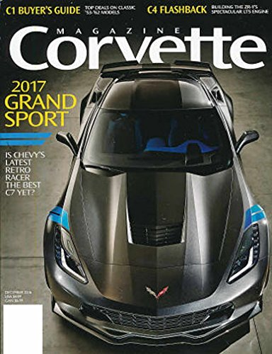 Best magazine subscription corvette for 2020