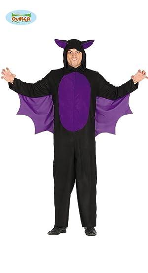 Disfraz de Murciélago morado para hombre: Amazon.es: Juguetes y juegos