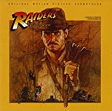Indiana Jones Quadrilogy - Raiders of the Lost Ark / Temple of Doom / Last Crusade / Kingdom of the Crystal Skull - 4 CD Album Bundling