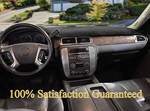 Dash Cover Mat Fit for 2007-2014 GMC Yukon