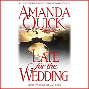Late for the Wedding Audiobook