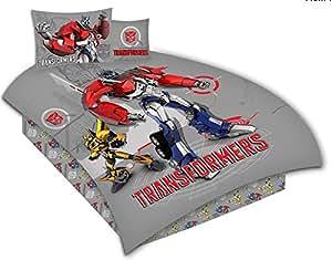 Transformers 4 Pc Comforter Set