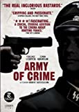 Army of Crime [Blu-ray]
