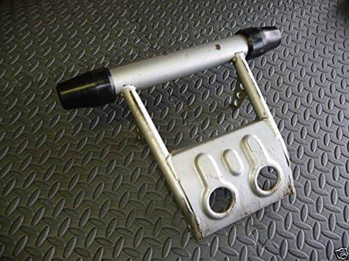 1987-2006 Yamaha Banshee Intimidator Front Bumper Silver