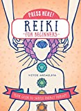 Press Here! Reiki for Beginners is a contemporary take on the ancient, Japanese Buddhist healing practice. Reiki is now accessible for a new generation of readers. Reiki is a non-invasive Japanese approach to natural health which reduces stre...