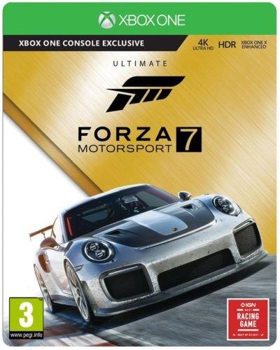 Microsoft Forza Motorsport 7 Básico Xbox One Inglés vídeo - Juego (Xbox One, Conducción, Modo multijugador, E (para todos), Soporte físico): Amazon.es: Videojuegos