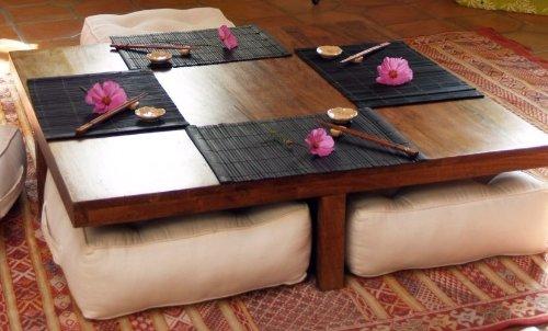 Guru Shop Sushi Set 4er 24x31x3 5 Cm Kuche Tisch Amazon De