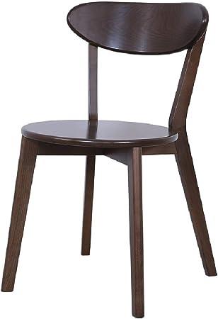 MEIDUO Chaises Chaise de Salle à Manger en Bois Massif