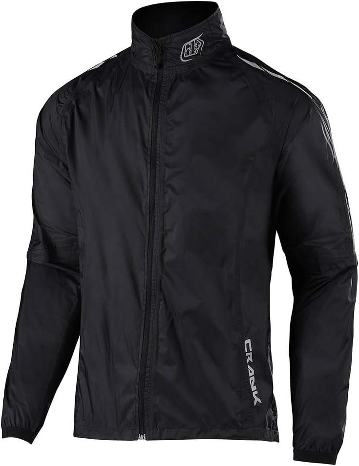 Troy Lee Designs Crank Jacket S-M Black