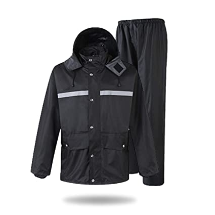 united kingdom quality products find workmanship Amazon.com: OWSOO High Visibility Reflective Rainwear Suit 2 ...