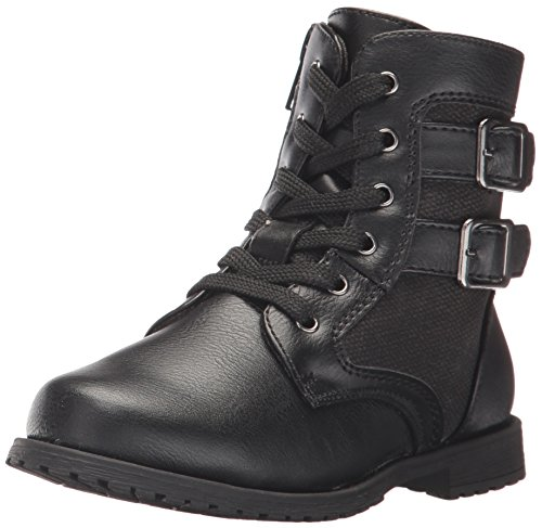 Rachel Shoes Kids' Lil Arlington Combat Boot