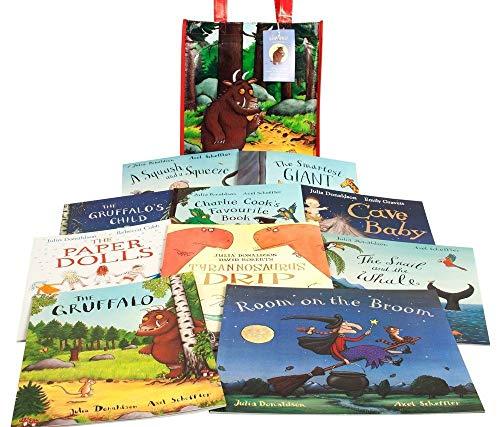 Julia Donaldson 10 Books Collection Set