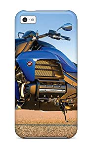 2220843K92354297 Premium Protective Hard Case For Iphone 5c- Nice Design - Honda Valkyrie