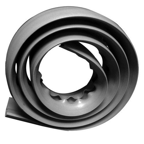 Morris 22617 Morris Products 22617 Soft Wiring Duct, Gray, 4 Width, Gray by Morris B00ULYW2LU