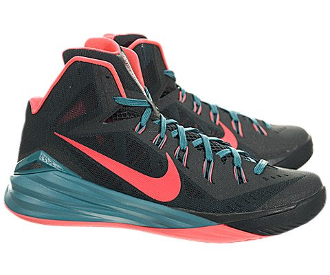 new styles 5e6dd 5af13 Nike Hyperdunk 2014 Sz 13 Mens Basketball Shoes Green New In Box - Buy  Online in ...