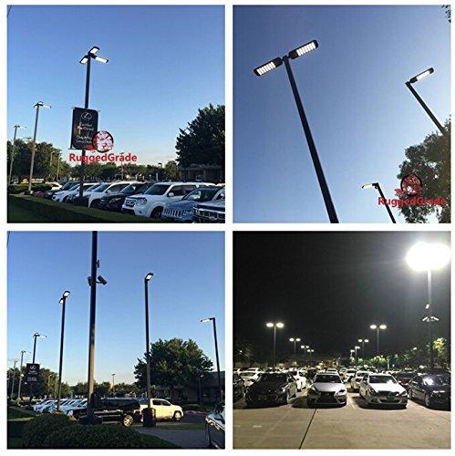 41,000 Lumen LED Parking Lot Lights
