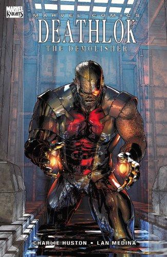 Deathlok: The Demolisher (Marvel Knights)