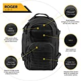 Highland Tactical Roger Tactical Backpack with