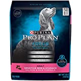 Purina Pro Plan Focus Sensitive Skin & Stomach Salmon & Rice Formula...