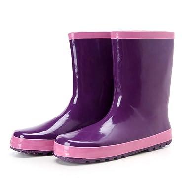 FRF Stivali da Pioggia Stivali da Pioggia Impermeabili per