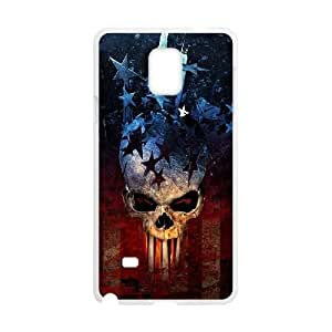 American Flag DIY Cover Case for Samsung Galaxy Note 4,personalized phone case ygtg-774097