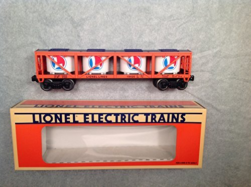 Review Lionel Lines Vat Car