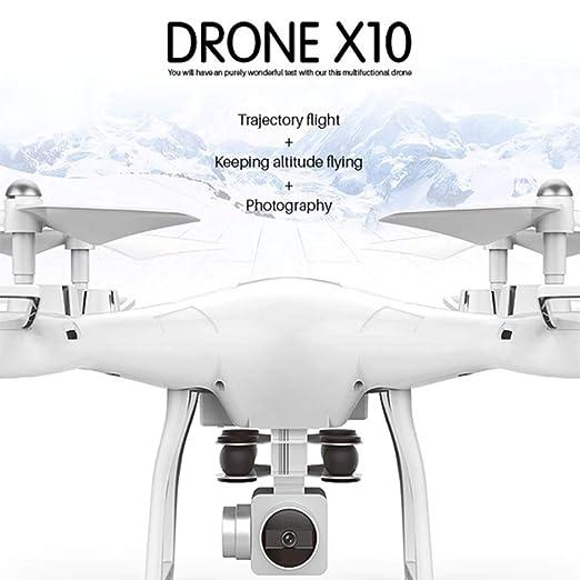 LoMe Drone, FPV HD Dron Mini Plegable 2.4 GHz cámara de Aire Fijo ...