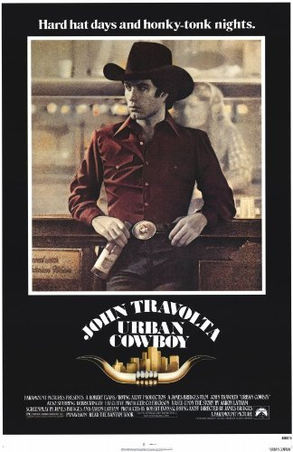 Urban Cowboy 11 x 17 Movie Poster - Style A