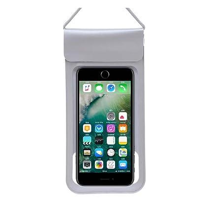 Amazon.com: DRAGON - Bolsa impermeable para teléfono móvil ...