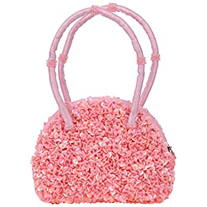 Back From Bali Little Girls Sequin Sparkly Beaded Purse Princess Bag Glitter