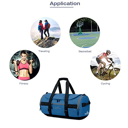 Light MeiLiio Men Outdoor Outdoor Hiking Camping Kids Climbing Handbag A02 Blue Multifunctional Dark Traveling Large Backpack Blue Waterproof for Sport Bags Women q5awgtc