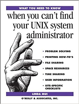 What You Need To Know: When You Can't Find Your UNIX System ...