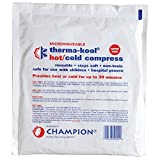 PCP Therma Kool Reusable Hot & Cold Therapy Gel Pack, White, 12 Count