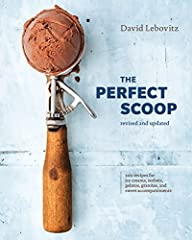 A revised and updated edition of the best-selling ice cream book, featuring a dozen new recipes, a fresh design, and all-new photography. This comprehensive collection of homemade ice creams, sorbets, gelatos, granitas, and accompaniments fro...