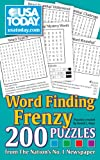 Word Finding Frenzy, USA Today Staff, 0740797492