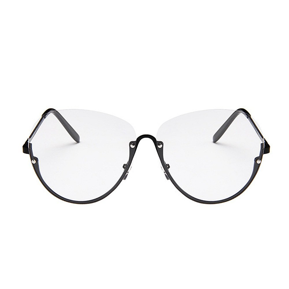 Estilo de de ocio semi-sin la montura gafas de sol polarizadas ...