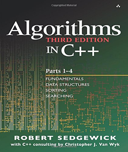 Pdf Technology Algorithms in C++, Parts 1-4: Fundamentals, Data Structure, Sorting, Searching, Third Edition