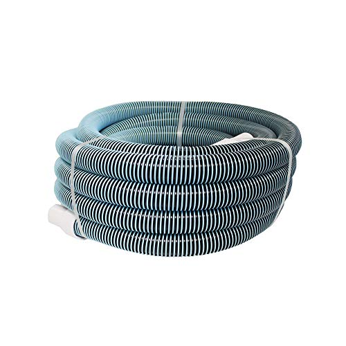 "1-1/2"" x 40' In-Ground Vacuum Pool Hose, Compare to Poolmast"