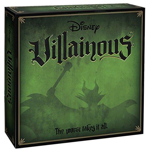 [해외]Ravensburger Disney Villainous Game - Which Villain are You? / Ravensburger Disney Villainous Game - Which Villain are You?