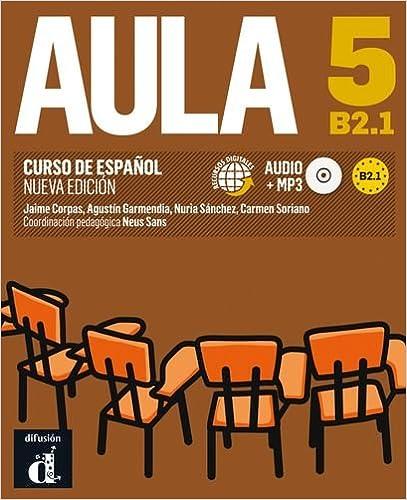 Descargar gratis Aula 5 Nueva Edición (b2.1) - Libro Del Alumno Epub