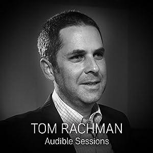 Tom Rachman Speech
