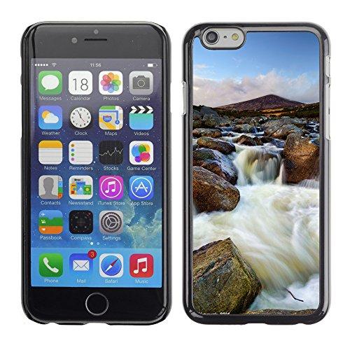 """Premio Sottile Slim Cassa Custodia Case Cover Shell // F00031031 cascade Rocky // Apple iPhone 6 6S 6G PLUS 5.5"""""""